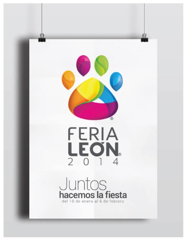 logo feria de León 2014