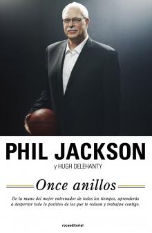 Once anillos - Phil Jackson
