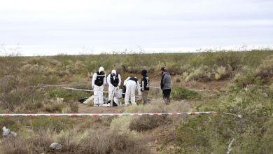 Trasladaron el cuerpo de la mujer hallada en Allen para realizar la autopsia