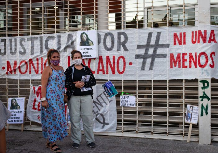 Esta tarde marcharán en reclamo de Justicia por Monica Lescano