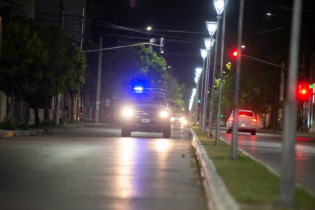 Intervendrán las fuerzas federales en el control nocturno