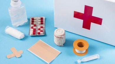Cómo armar un botiquín de primeros auxilios para la casa o el auto
