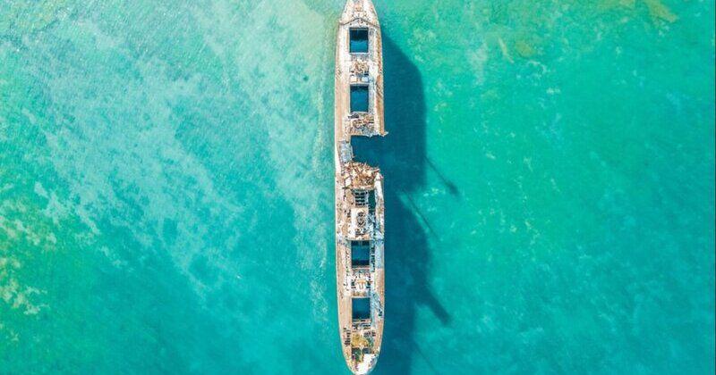 Un barco con 20 personas desapareció en el Triángulo de las Bermudas