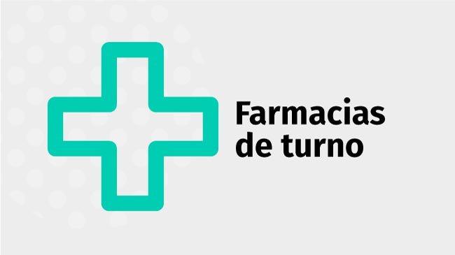 Farmacias de turno: lunes 18 de enero de 2021 en Rio Negro y Neuquen