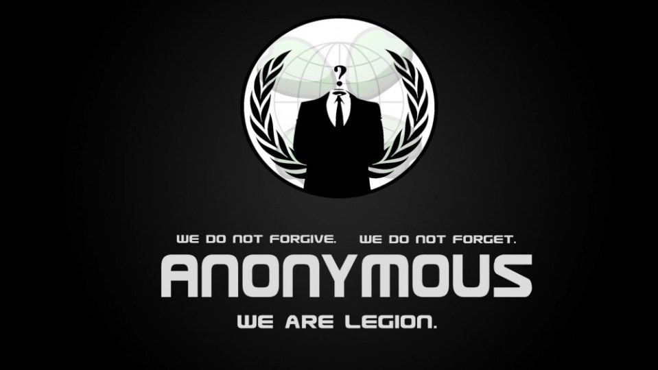 Come entrare a far parte di Anonymous | Tutorial How to become part of Anonymous 99