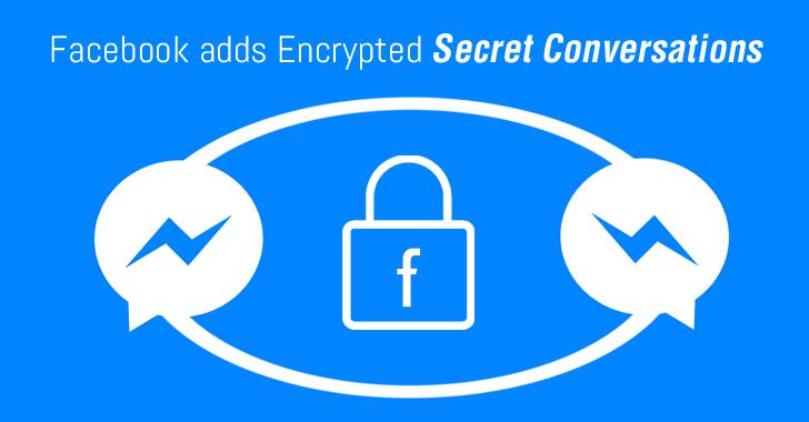Messenger, Facebook, conversazione segreta,