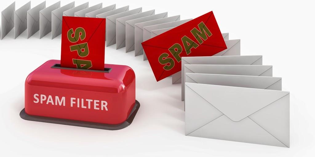 Risultati immagini per filtri anti spam