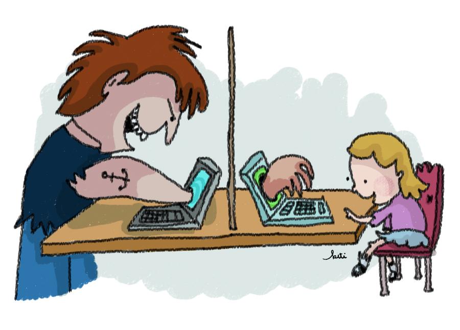 cyberbullismo, sexting, adescamento online, adolescenti in rete, grooming,