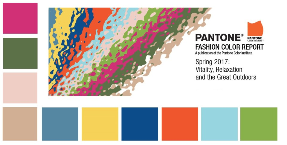 PANTONE Fashion Color Report - I 10 colori Pantone per la primavera 2017 107
