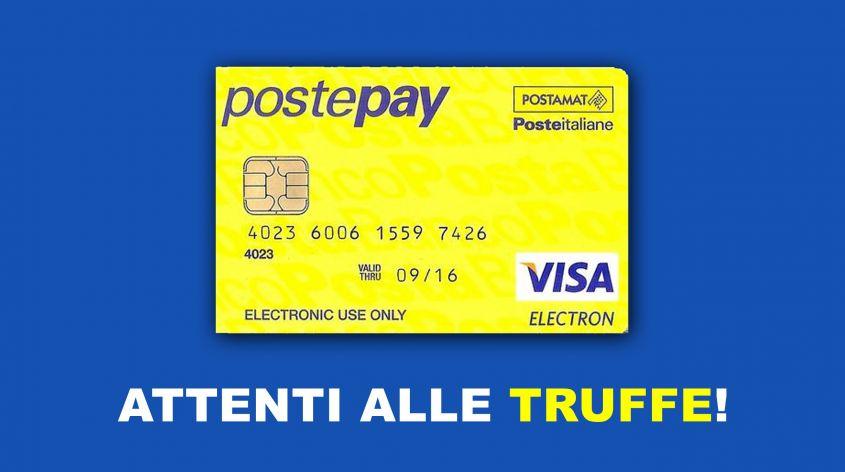 Truffa Email PostePay sospesa: blocco pagamenti, richiesto aggiornamento. Ecco cosa fare 107