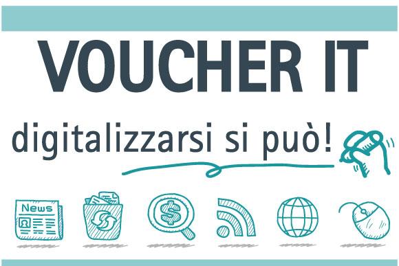 Bando Voucher per la digitalizzazione delle Piccole e medie imprese 107