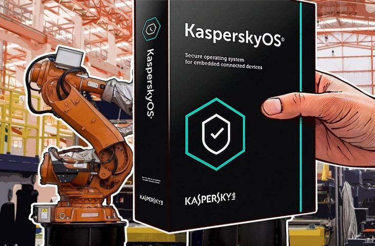 KasperskyOS (KOS) - Esiste un sistema operativo davvero sicuro 2
