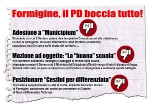M5S Formigine - PD boccia tutto