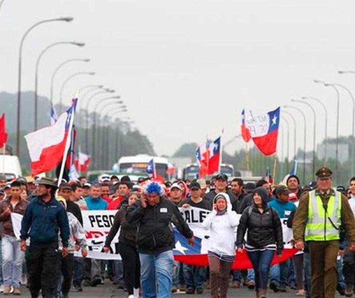 Preocupante situación de lo que ha sucedido en Chiloé. Sugerencias para enfrentar catástrofes de esta naturaleza