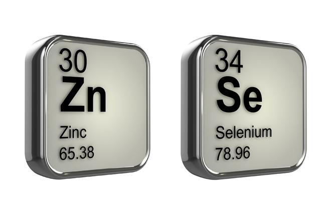 zinc selenium