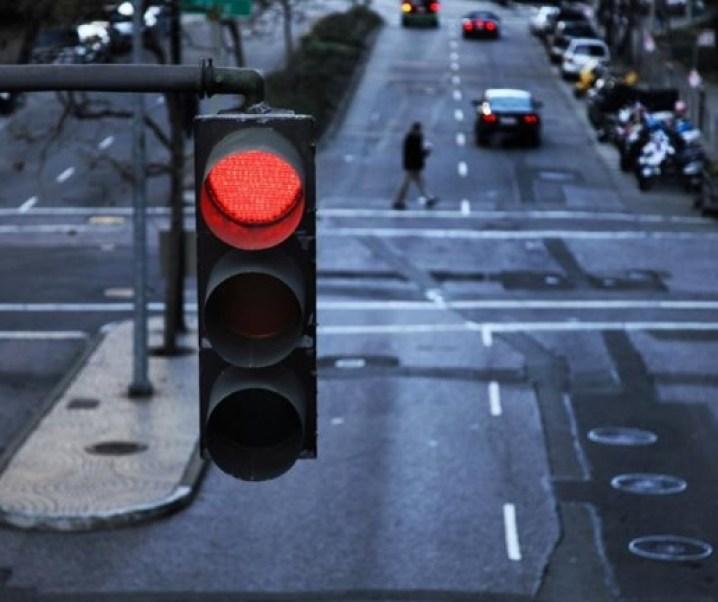 Un tema preocupante es la falta del cumplimiento de disposiciones del tránsito en Chile