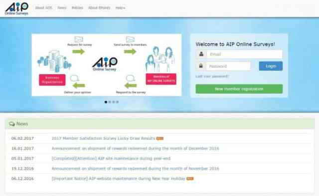Make money online by AIP