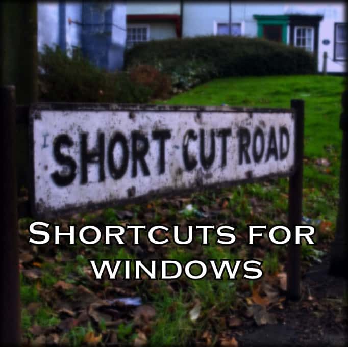 Windows 10 Shortcuts