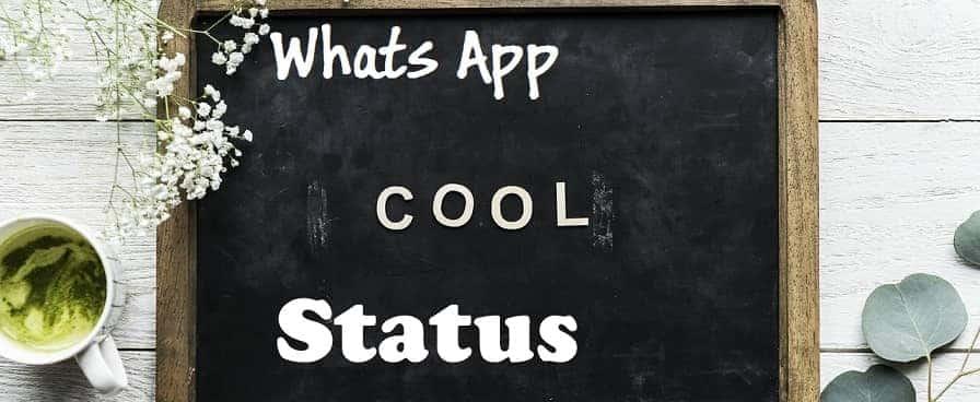 cool hindi status