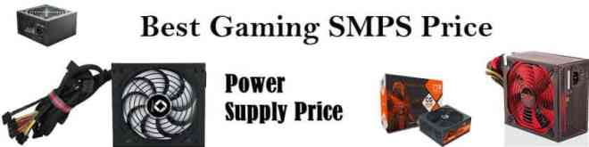 gaming smps price india