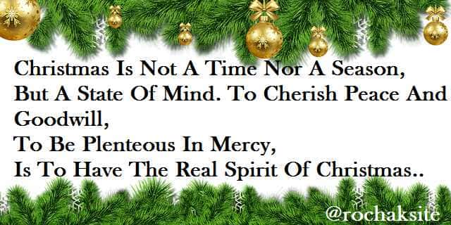 New Christmas Status