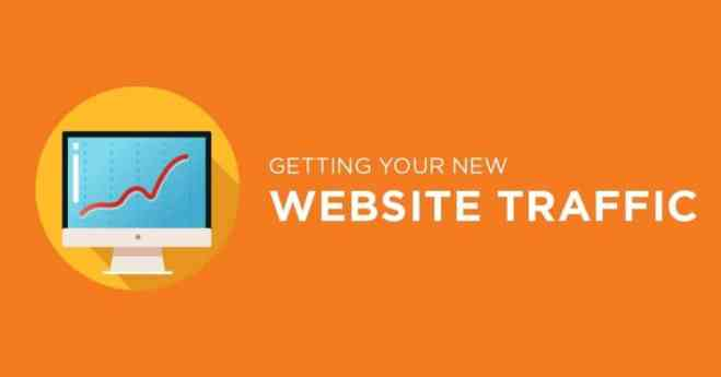 get traffic in website