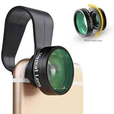 mobile camera extra lens