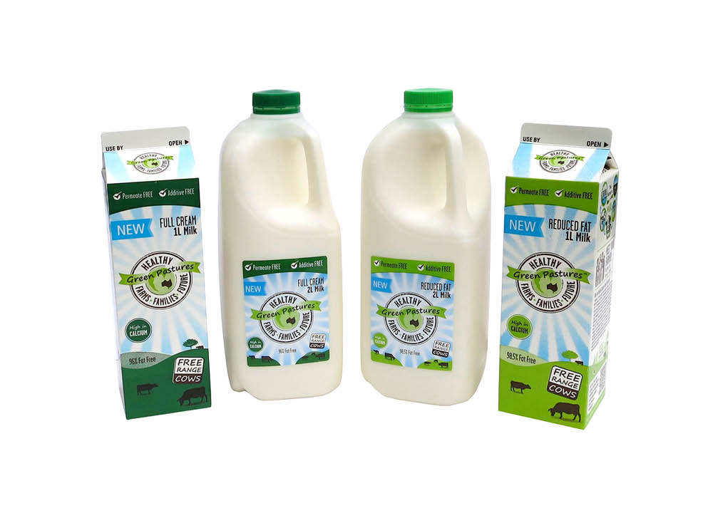 Green Pastures Packaging