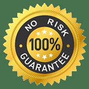No Risk Guarantee