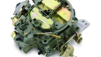 JET 35001 Rochester Quadrajet Stage 1 Carburetor   Rochester