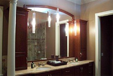 rochester custom kitchens - basements - bathrooms ny