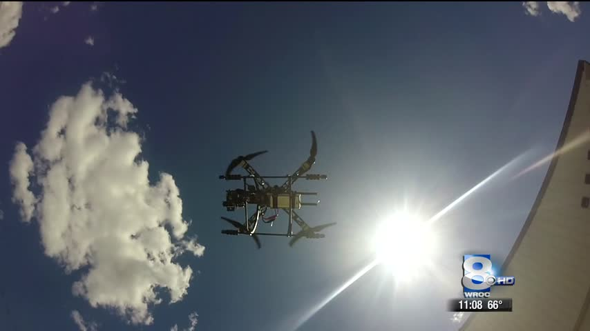 Livingston County now using drones_20160622032702