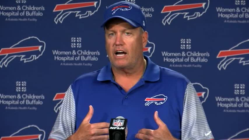 Rex Ryan and the Bills downplay media reports and 0-2 start_79626913-159532