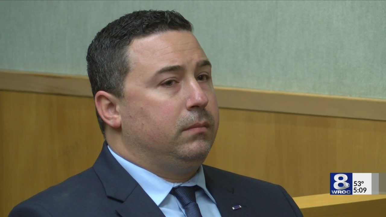 Judge finds Rochester Police Officer guilty of assault