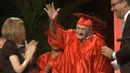 World War II veteran graduates from Florida college_1558878023445.jpg.jpg