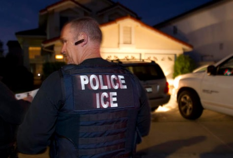 ICE raids targeting thousands of undocumented migrants to