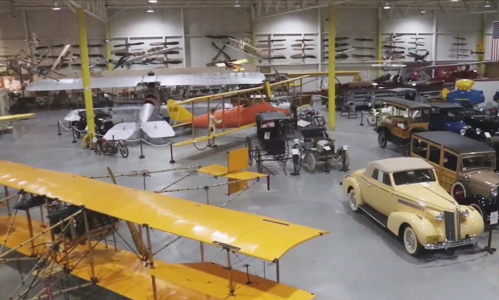 Hammondsport's Glenn H. Curtiss Museum celebrates transportation pioneer