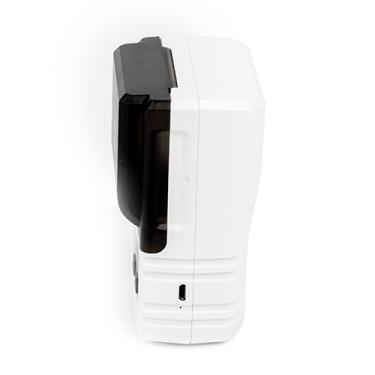 M120 Blanco vista lateral parado