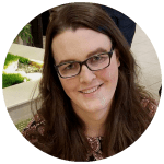 Meet the Board - Julie (circle for website)