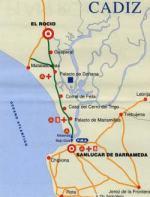 Plano de Cádiz