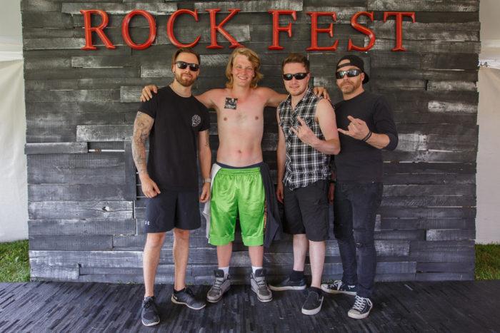 Rock Music Festival In Wisconsin Rock Music Festival