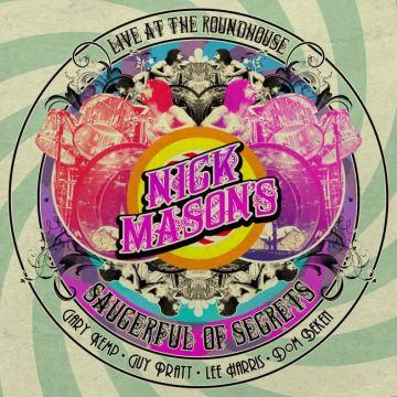 Nick Mason publicará en abril su primer directo: 'Live at The Roundhouse' |  Rock-Progresivo.com