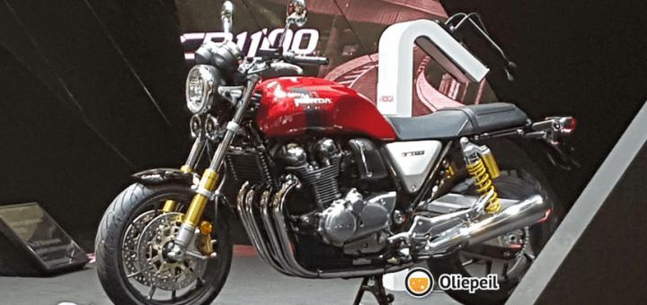 驚きのモデルチェンジ! Honda(ホンダ) 新型 CB1100が公開!