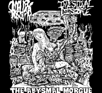 Intestinal Disgorge / Smallpox Aroma - The Abysmal Morgue