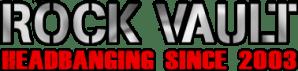 Rock Vault Zine logo