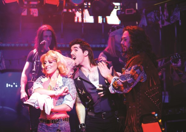 Rock Of Ages-Recast-25-09-12-Shaftesbury-644