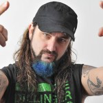 Mike Portnoy Portrait Shoot