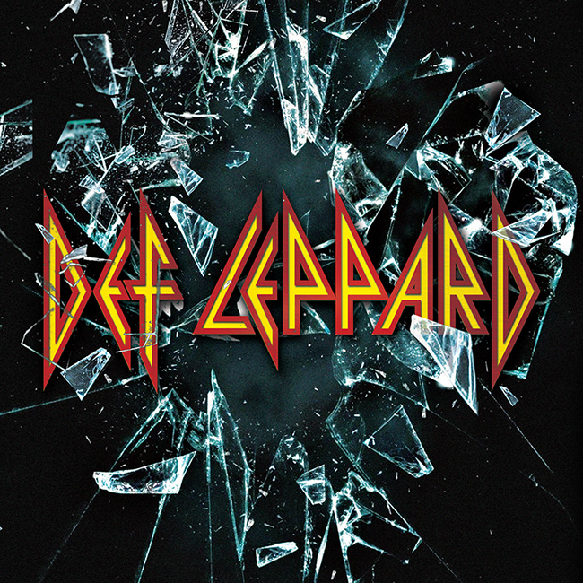 Def Leppard Album cover