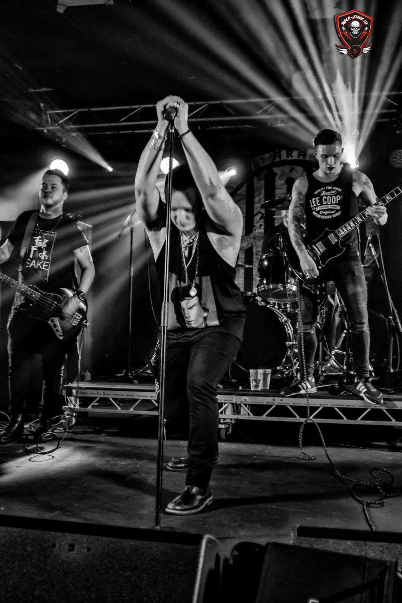 Interview – The New Breed ay HRH AOR 2019 | Rock Zone UK