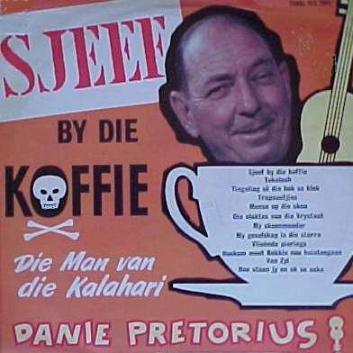 Danie Pretorius - Sjeef By Die Koffie